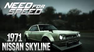 nissan gtr youtube top speed nfs world offline car builds 1971 nissan skyline gt r top