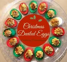christmas deviled egg plate mint juleps magnolias pearls southern deviled eggs