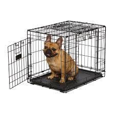Petsmart Hamster Cages Midwest Ovation Trainer Double Door Dog Crate Petco