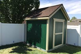 how long does it take to build a storage shed a shed usa