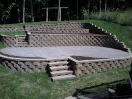 the benefits of a retaining wall and why to add stairs