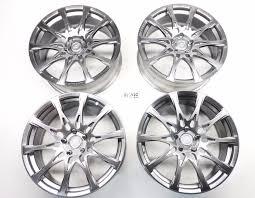 lexus is350 f sport oem rim set 4 oem alloy wheel 19