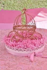 princess carriage centerpiece vintage princess party carriage centerpiece shower