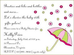 baby shower sayings welcome baby shower invitation wording ideas showers for babies