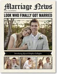 wedding announcement ideas best 25 marriage announcement ideas on elopement