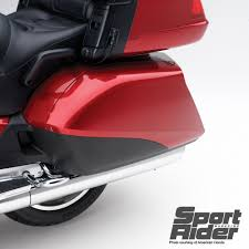 honda introduces the 2012 gold wing sport rider