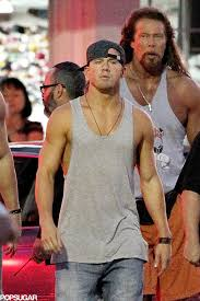 magic mike xxl behind the we ve got free tickets to the magic mike xxl gun show magic mike