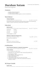 Electrical Engineer Sample Resume by Download Instrument Engineer Sample Resume Haadyaooverbayresort Com