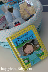 christian easter baskets centered easter basket ideas happy home fairy