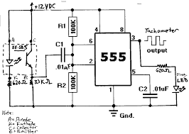 vw diesel tachometer