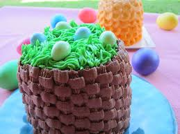 mini cakes in tin cans and other easter projects the kitchen