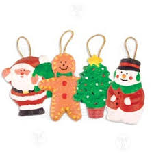 make your own tree decorations toys