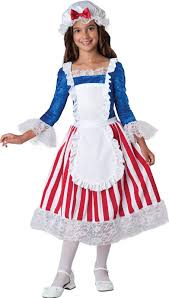 betsy ross child costume buycostumes com