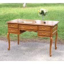 bureau style louis xv bureau louis xv chêne de petit ministre meubles de normandie