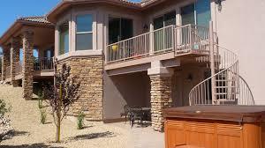 custom home garage home prescott custom homes garage construction and deck