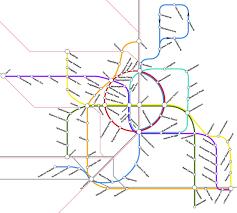 Copenhagen Metro Map by Copenhagen Public Transport Page 16 Skyscrapercity