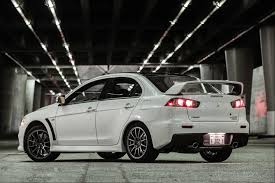 mitsubishi lancer mitsubishi lancer evolution final edition torque