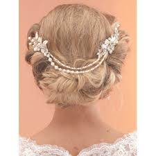 vintage hair combs vintage wedding headpiece bridal hair pieces lace and favour