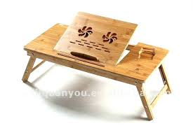 Bed Laptop Desk Portable Table In Bed Breakfast Table Size Of Laptop