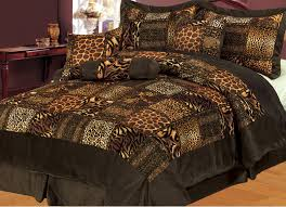 Tiger Comforter Set Best Siberian Tiger Print 6pc Comforter Set Bedroom 1024x820