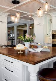 kitchen lighting idea rustic kitchen pendant lights fpudining