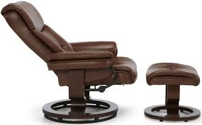 Faux Leather Recliner with Buy Serene Moss Chestnut Faux Leather Recliner Chair Online Cfs Uk