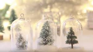 how to make a beautiful waterless snow globe into a winter