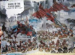 raiders of commorragh review the dark eldar painting guide the
