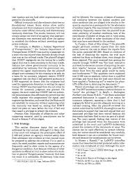 iii elements of existing caselaw summary of federal law