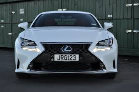 lexus sedan 2016 lexus rc200t f sport 2016 new car review trade me