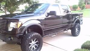 lifted black ford f150 2012 ford f 150 fx4 lifted black loaded louisiana sportsman