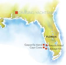 Gulf Coast Of Florida Map by America U0027s Other Coast Cruising The Gulf Of Mexico Yachting Magazine