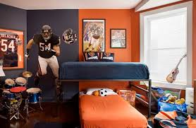 orange and blue bedroom 30 cool and contemporary boys bedroom ideas in blue