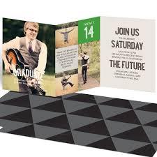 tri fold graduation announcements 15 best graduation announcement ideas images on