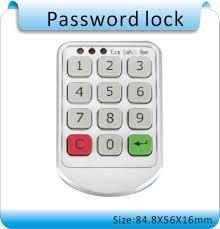 Cabinet Door Lock by 2017 Electronic Password Cupboard Door Lock Electronic Combination