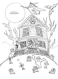 creepy coloring pages my coloring pages