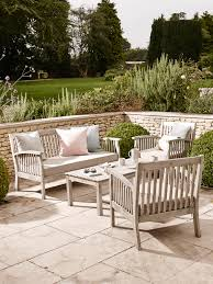 Outdoor Garden Bench Rattan Garden Furniture U0026 Outdoor Dining Sets For Sale Online Uk