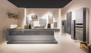modern apartment kitchen designs modern grey kitchens decors with chrome modern chimney hook over