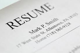 resume title page u2014 stock photo ultraone 7422594