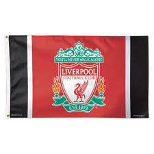 3 X 5 Flags Liverpool Fc Deluxe 3x5 Flag