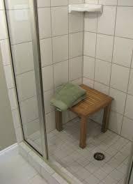 Shower Stools Teak Shower Stool Teak Wood Shower Bench Treenovation Teak Wood