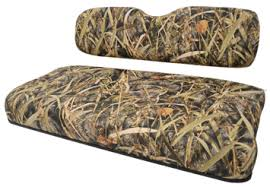 golf cart camouflage camo seat u0026 top covers stereo console enclosure