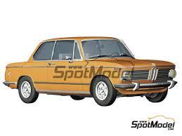 bmw 2002 model car hasegawa model car kit 1 24 scale bmw 2002 tii 1971 plastic