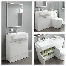 Bathroom Sink Unit EBay - Bathroom sink cabinet ebay