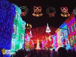 The Dancing Lights Of Christmas christmas wedding engagements at walt disney world resort wdw