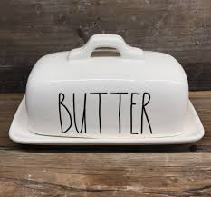 new rae dunn by magenta butter dish u2013 farmhouse fresh home