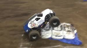 monster truck show in pa monster truck show the bounty hunter crushes cars at the pa farm