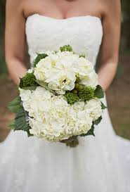 wedding flowers greenery hydrangea wedding bouquets brides