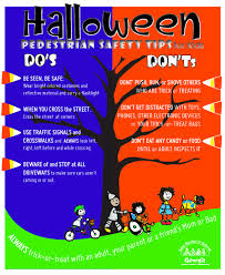 halloween safety be active decatur