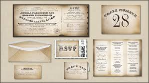 ticket wedding invitations read more vintage wedding invitation ticket wedding